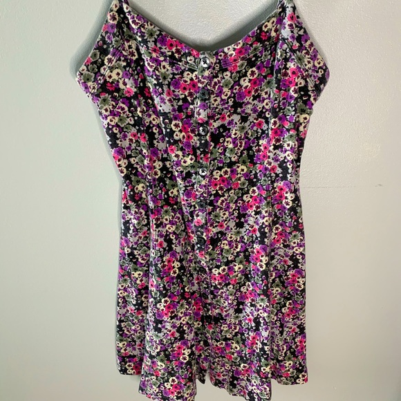 American Eagle Button Up Casual Dress